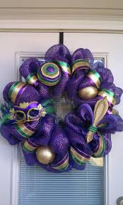 mardi gras mesh mardi gras mesh deco wreath mardi gras deco wreaths and wreaths