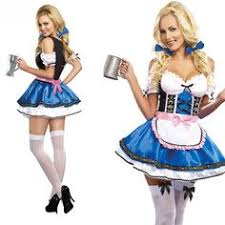 Beer Maid Wench Costume Oktoberfest Couple Gretchen German Fancy by When You Think About Annual German Oktoberfest Beer Festival Held