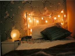 String Lamps Winsome Bedroom With Fairy Room Decor Theme With Nice Bed Made Of