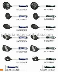 Kitchen Utensil Design by Kitchen Utensils Names And Uses Eiforces