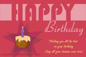 Happy Birthday Wish You All The Best In Happy Birthday Pictures Images Photos