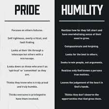 Gospel Quotes About Love by The Difference Between Pride And Humility Quotes Pinterest