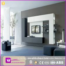Wall Hung Tv Cabinet With Doors by Wall Tv Cabinet Allows For Large Closed Storage Below Without Too