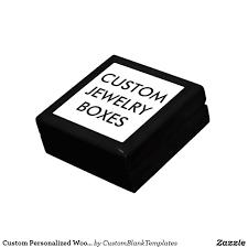 personalized wooden jewelry box custom personalized wooden jewelry box blank custom personalized