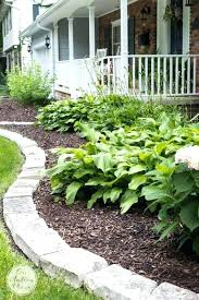 Tips For Curb Appeal - up your curb appeal 5 no fail tips front yard stone design front