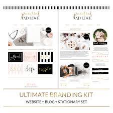 peonies u0026 love blog web kit