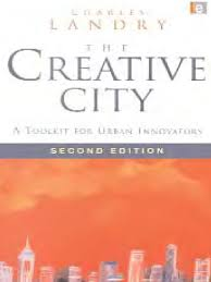 the creative city charles landry creativity innovation