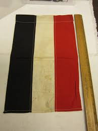 Germany Ww1 Flag Vintage Antique Ww1 Wwi First World War German Prussian Flag 14 5