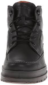 motorcycle track boots amazon com ecco men u0027s track 6 moc snow boot snow boots