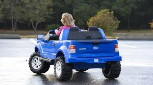 ford f150 best year we review the power wheels ford f 150 the best kid trucker gift