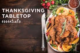 10 thanksgiving tabletop essentials hgtv s decorating design