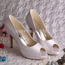 Wedding Shoes Size 9 Online Get Cheap Bridal Shoes Size 9 Aliexpress Com Alibaba Group