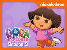 amazon com dora the explorer season 3
