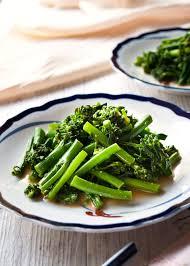 broccolini karashiae mustard dressing recipetin japan