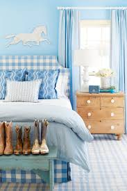 blue walls bedroom ideas country living magazine home design