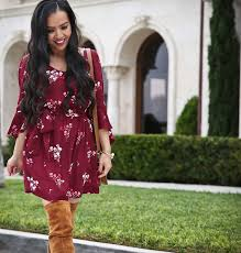 what to wear for thanksgiving stylish