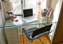 Diy Glass Desk The Office Nook Office Desks Desks And Window
