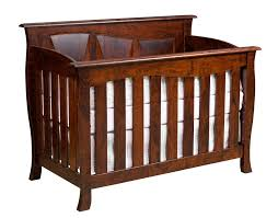 When To Convert From Crib To Toddler Bed Amish Cayman Convertible Crib And Toddler Bed By Dutchcrafters Amish