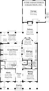 southern style house plan 3 beds 2 5 baths 3342 sq ft plan 930