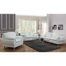 White Leather Couch Living Room Robyn White Leather Sofa Steal A Sofa Furniture Outlet Los