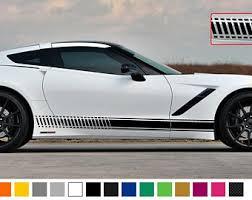 corvette racing stickers z06 etsy