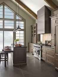 Maxwell Cabinets Two Tone Kitchen With Island Inspired By Diamond Cabinets For