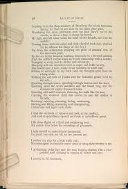 Everytime I Look At You I Go Blind Song Of Myself Leaves Of Grass 1891 92 The Walt Whitman