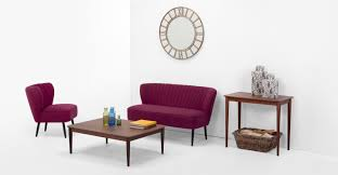 Sofa King Advert by Jersey 2 Seater Sofa In Raspberry Red Made Com