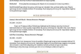 how to write an accounting resume accounting resume samples