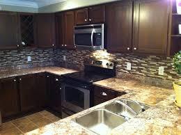 Stone Backsplash Kitchen by 42 Best Kitchen Backsplash Images On Pinterest Home Kitchen