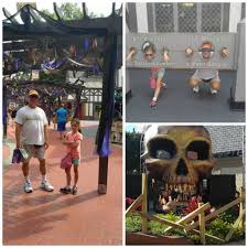 Family Garden Williamsburg Busch Gardens Williamsburg Howl O Scream Family Finds Fun