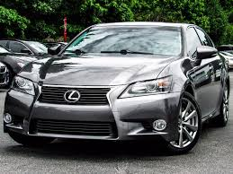 lexus warranty enhancement 2015 used lexus gs 350 4dr sedan rwd at alm gwinnett serving