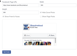 facebook fan page liker how to add facebook fan page to website