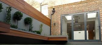 artificial grass putney london raised beds hardwood strip trellis