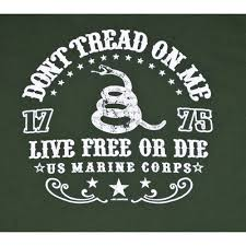 Flag Don T Tread On Me Don U0027t Tread On Me Forest Green T Shirt
