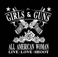 2nd Amendment Flag Sons Of Liberty Tees The Well Armed Women Shooters Club Custom T