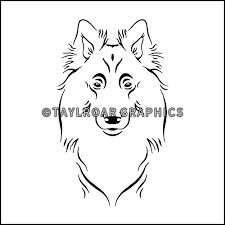 belgian sheepdog art minimalist belgian shepherd custom tattoo design www