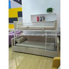 Sofa Bunk Bed China Sofa Bunk Bed From Foshan Wholesaler Gd Furniture Co Ltd
