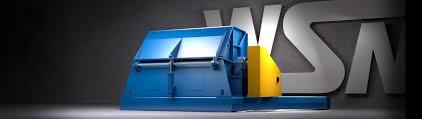 super shredder green or dry milling west salem machinery
