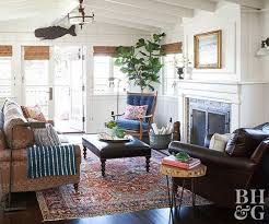 how to arrange a living room with a fireplace how to arrange living room furniture better homes gardens