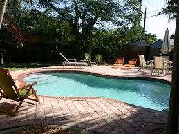 tropical cabana style home heated pool homeaway south lake