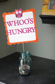 owl themed baby items owl sign owl buffet sign owl food sign owl who s hungry owl