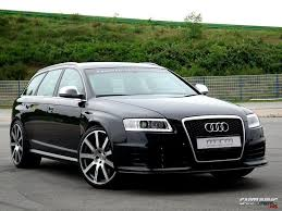 tuning audi rs6 avant cartuning best car tuning photos from