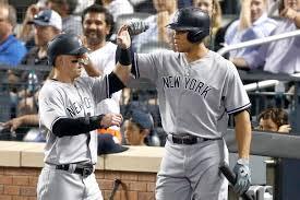 Yankees Prospect Showdown Aaron Judge Vs Gary Sanchez - yankees own new york once again