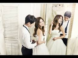 wedding dress korean couple youtube