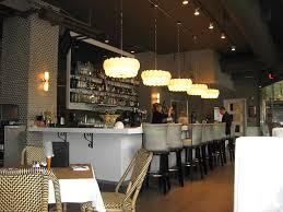 Custom Hospitality Interior Design Of Grand Street Cafe Kansas - Modern cafe interior design
