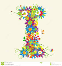letter z floral design royalty free stock photo image 10275135