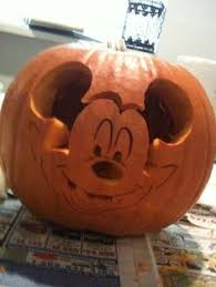 mickey as a vampire template for carving pumpkins mickey mouse