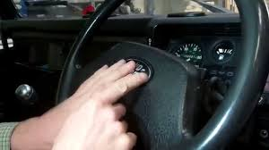 land rover steering wheel how to upgrade the steering wheel center on land rover defender