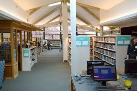 team booths uw libraries bainbridge library celebrates new look bainbridge island